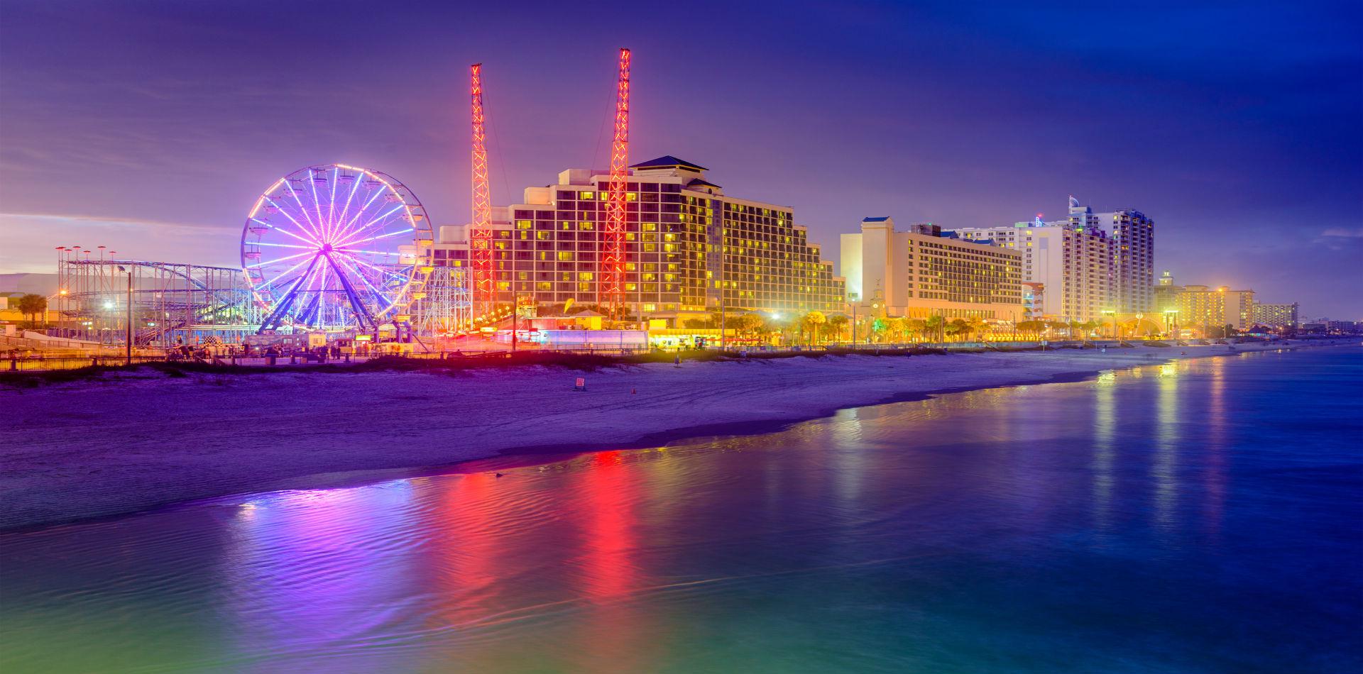 Daytona Beach Condo Vacation Als
